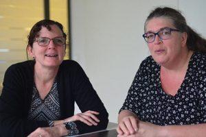 Joanne Meyers en Elske Horchner
